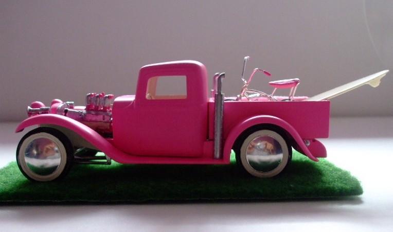 Ford 32 pick-up Lindberg 1/24 1562523205-dscf0139