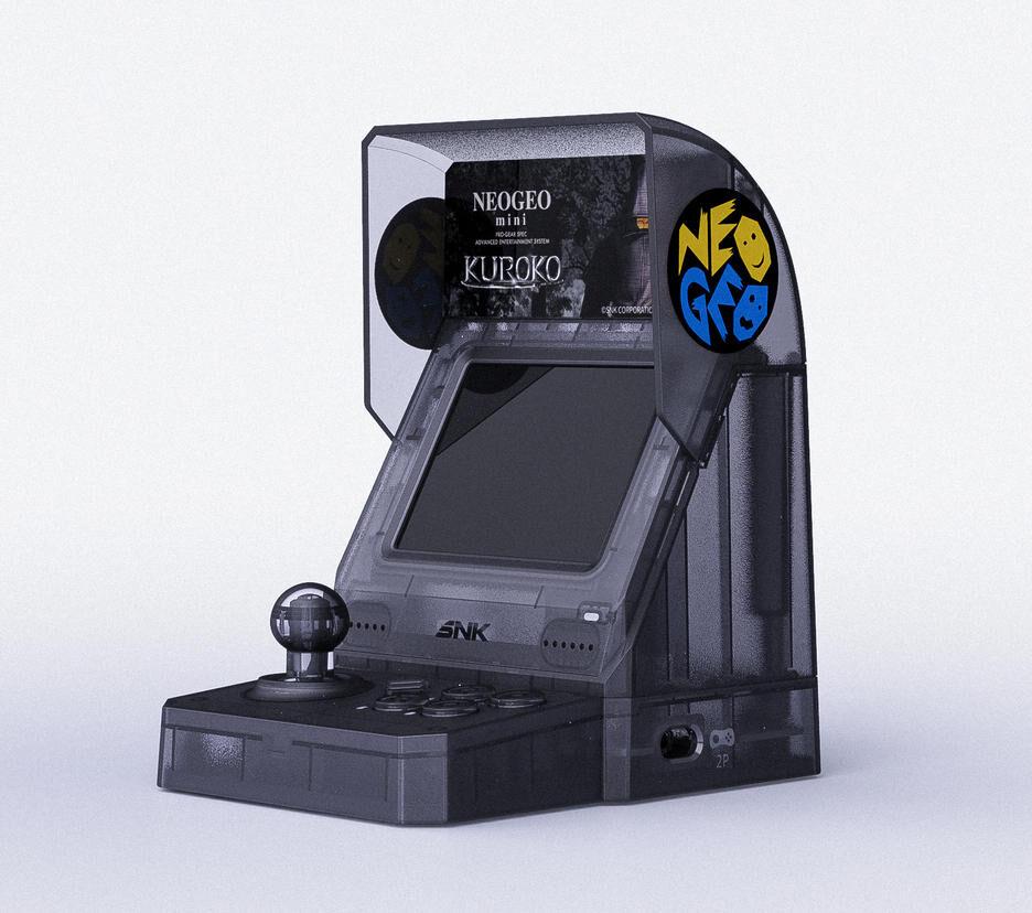 NEOGEO MINI : Version SAMURAI SHODOW 1565870420-3194845-scrmax