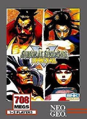 """nuls - [Dossier] Guide de l AES pour les """" nuls """" 1566027659-220px-samurai-shodown-v-special-cover"""