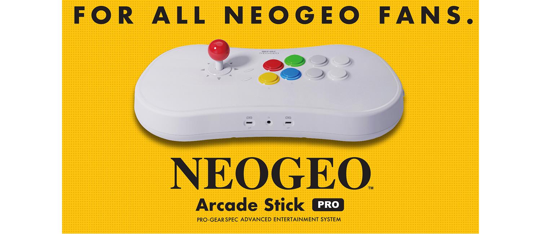 SNK annonce le NEOGEO Arcade Stick Pro 1568090703-asp-001