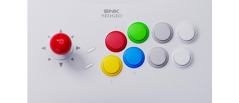 SNK annonce le NEOGEO Arcade Stick Pro 1570396495-asp-00005