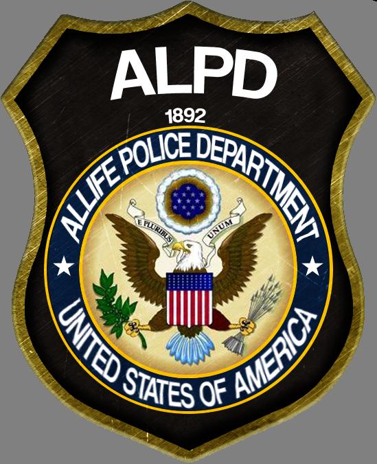 AlLife Police Department