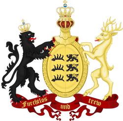[LIBRE] Ilya Andropov ft. Chris Evans † Médium, Calice 1571650173-1024px-coat-of-arms-of-the-kingdom-of-wurttemberg-1817-1921-svg