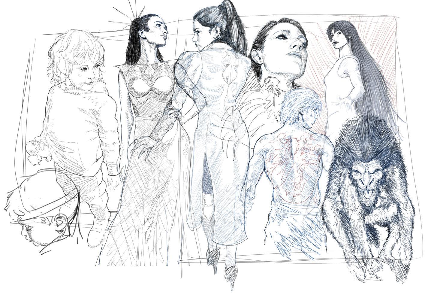 Recherches graphiques de Dagorath - Page 5 1572142357-1570196061-random-sketches20383872