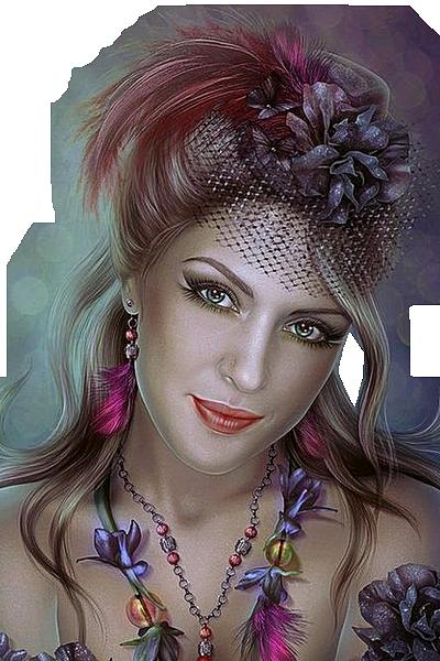 Tubes Femmes Buste / Visage  - Page 2 1572947002-femme-17-mu