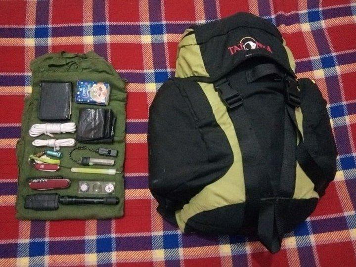 Kit de chasse/survie/rando à la journée 1573574735-001