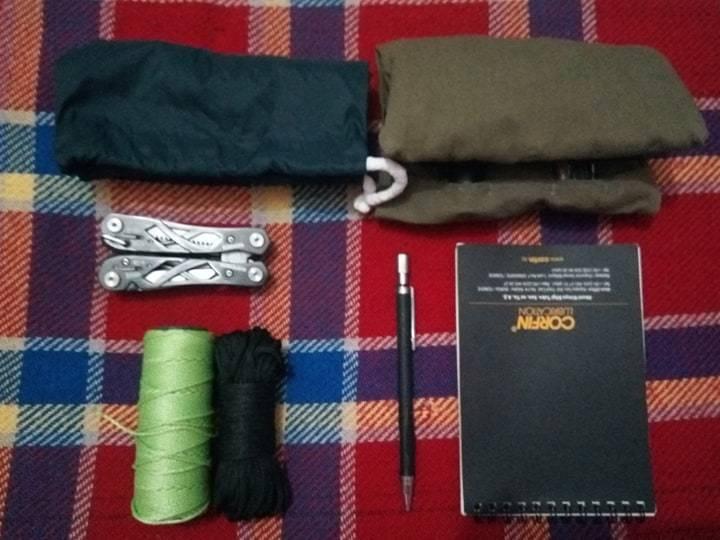 Kit de chasse/survie/rando à la journée 1573577878-017
