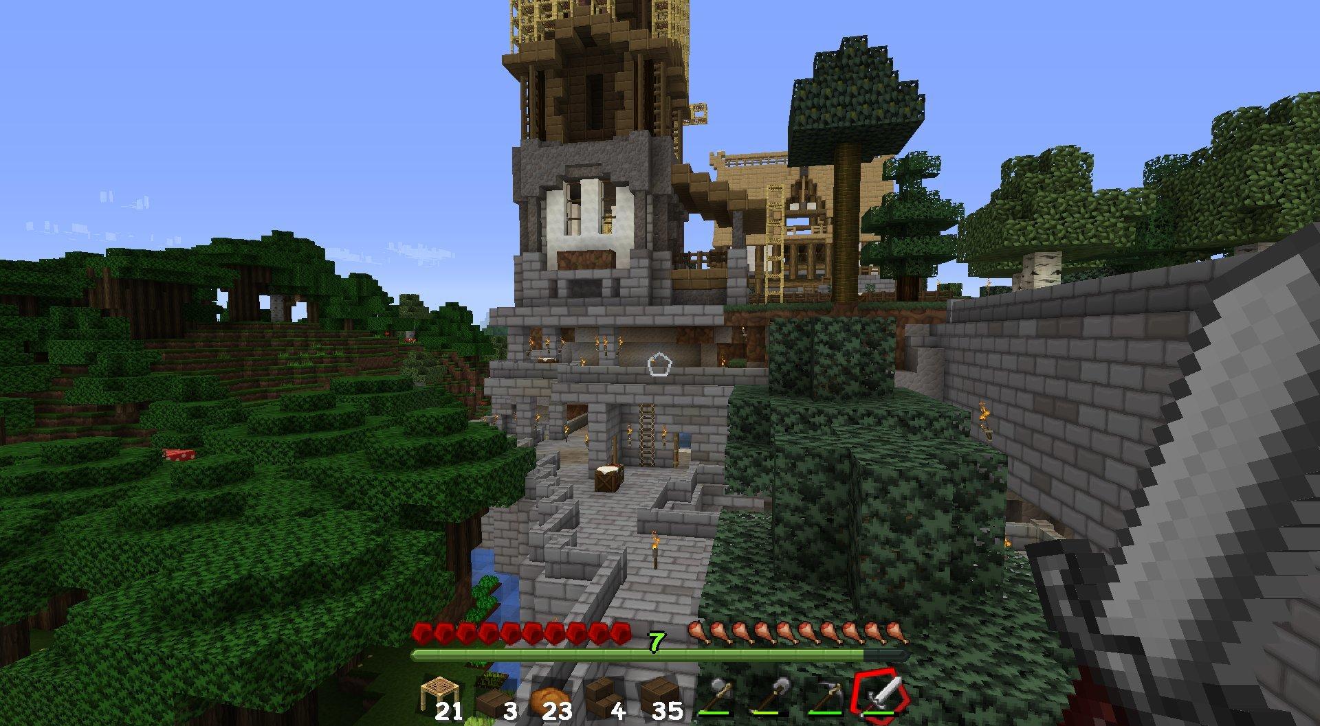 Serveur Minecraft l'appel du jeu 1575402347-2019-12-03-20-32-27