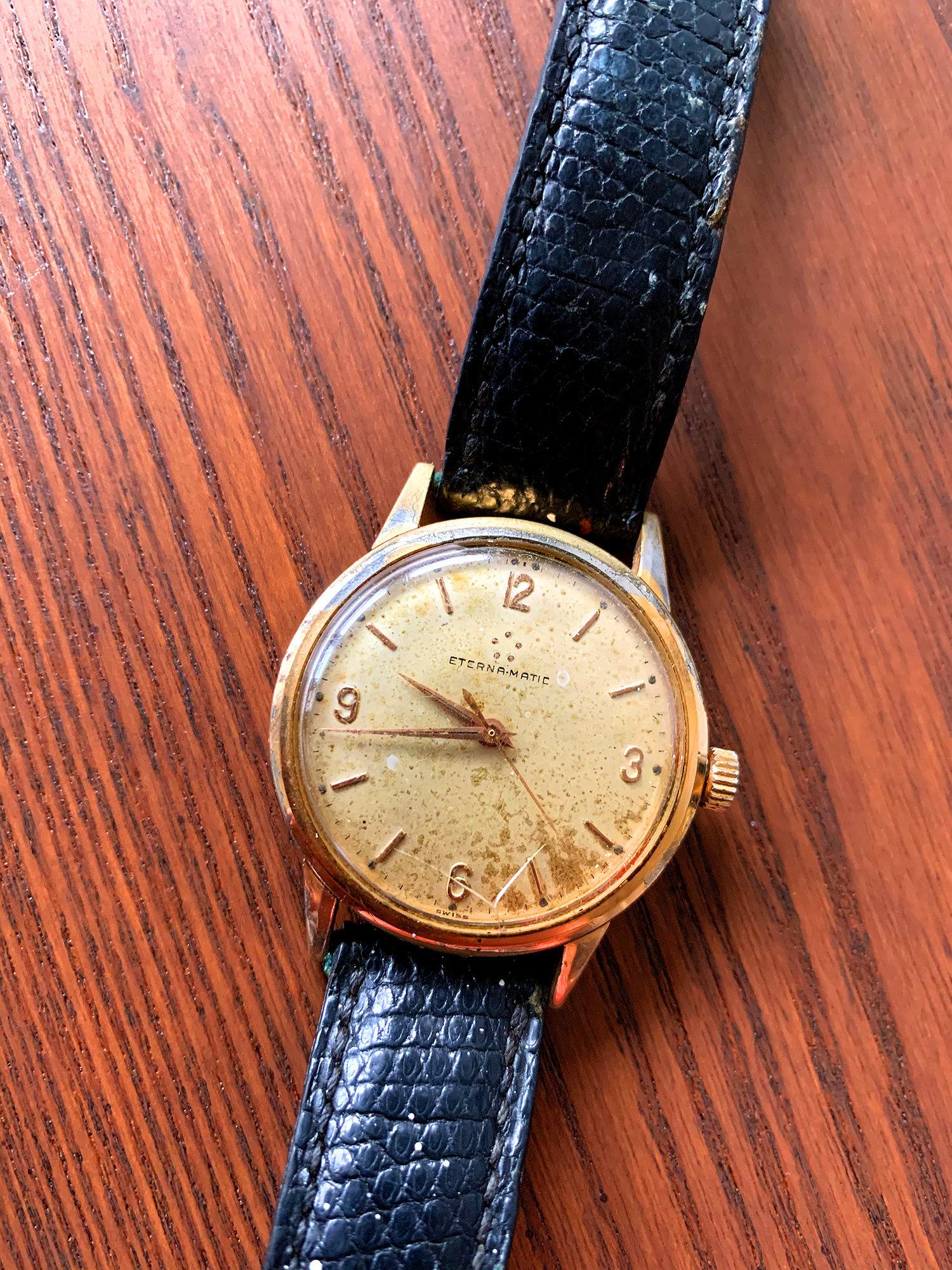 Mido -  [Postez ICI les demandes d'IDENTIFICATION et RENSEIGNEMENTS de vos montres] - Page 35 1579962491-1