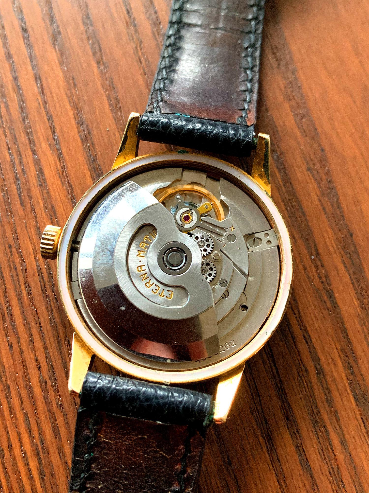 Mido -  [Postez ICI les demandes d'IDENTIFICATION et RENSEIGNEMENTS de vos montres] - Page 35 1579962495-2