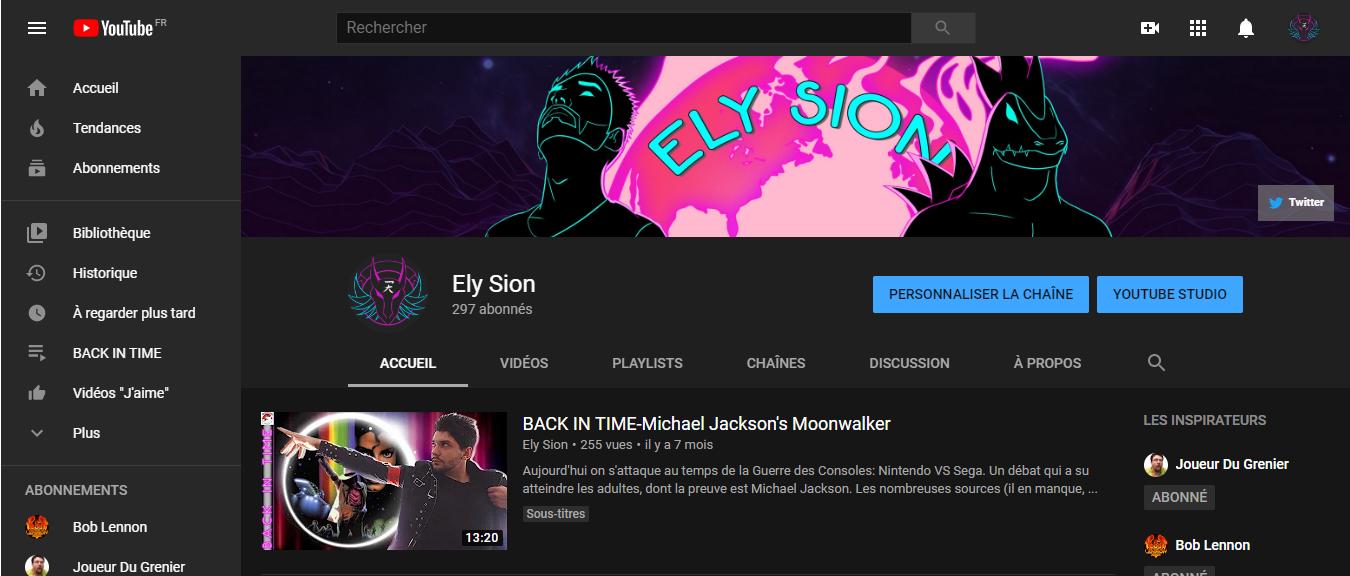 Nouvelle vidéo! (encore) -Ely Sion 1581198018-test