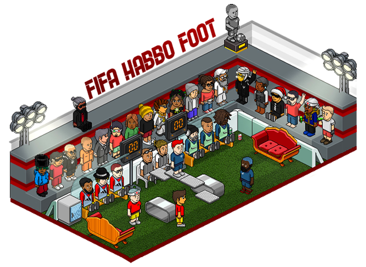 Forum / Habbo Foot - www.habbo.fr