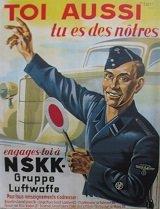 NSKK, Kriegsmarine, Legion Speer, Organisation Todt, Selbschutze, Division Brandeburg