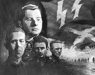 Wallonie : Officiers de la Légion / Sturmbrigade / Division Wallonien