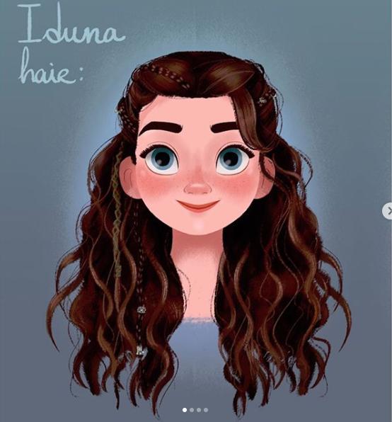 La Reine des Neiges II [Walt Disney - 2019] - Page 28 1590692741-iduna-1