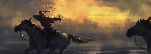 Michel généreux José content 1597884603-horseback-archer