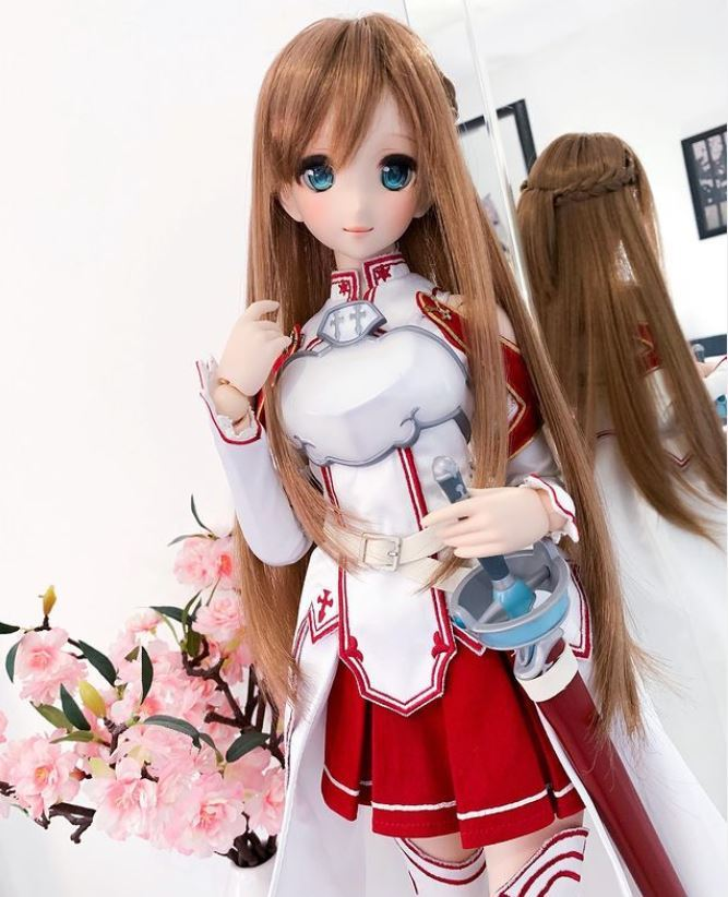 [Dollfie dream - PuyooDoll] Collection - Page 2 1611660409-asuna