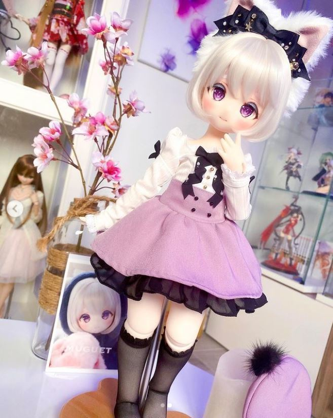 [Dollfie dream - PuyooDoll] Collection - Page 2 1615127516-photosinsta2