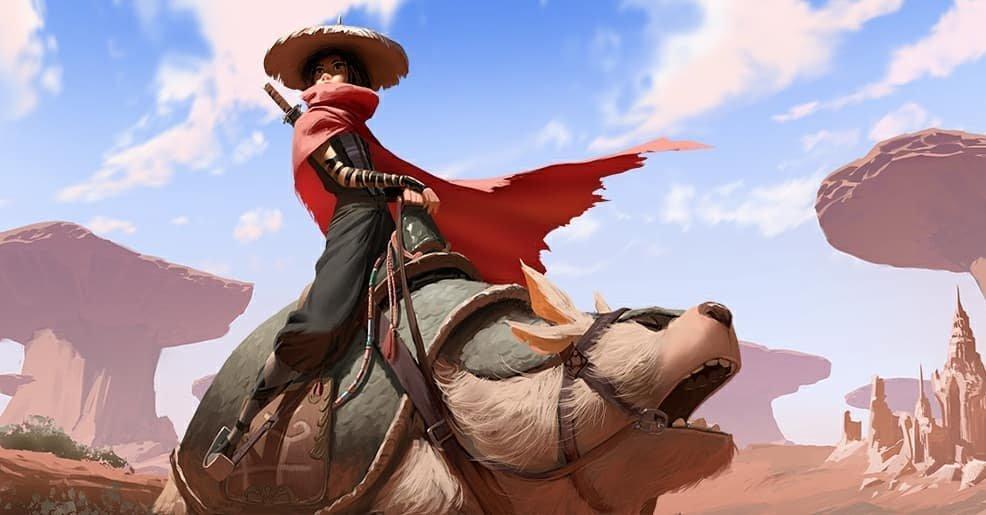 Raya et le Dernier Dragon [Walt Disney - 2021] - Page 23 1623146263-raya-ryan-lang