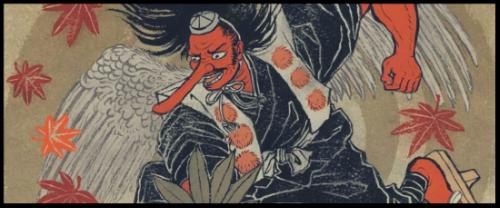 Toutes les rencontres se font par hasard [ FB / Obra Taton] 1623885762-tengu-mythologie