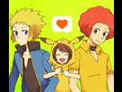 SignofWarmthShipping - Tanguy & Poke Enfant Daniella (Denzi & Make-believe Pokémon Chimari) 1343402456-a2