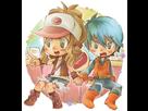 SummerHopeShipping - Top Dresseur Austin & Ludvina(Elite Trainer Natsuki & Touko 1343403980-14845584-m