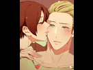 Fiche sur le GerIta ~♥ [Hetalia]  1393939962-kiss-on-the-cheek