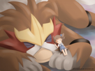 EphemeralShipping [Molly Hale x Entei] 1406576060-entei-and-molly-by-dodododoodle-d328jhk