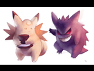 EversionShipping (Ectoplasma x Melodelfe) 1430500358-clefable-and-gengar-by-purplekecleon-d34ric9