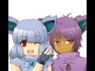 NidoranShippipng [Nidoran♂ x Nidoran♀ ] 1437824123-nidoran-f-and-m-by-kawaiimiho