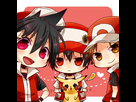 Affinity Shipping [Red x Pikachu] 1438112650-182247-pokemon-cute-red-and-pikachu