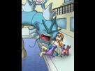 AquarageShipping - Ondine/Kasumi/Misty x Léviator/Gyarados 1438116786-chillin-at-the-gym-by-da-wabbit