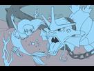 AquarageShipping - Ondine/Kasumi/Misty x Léviator/Gyarados 1438116790-stuck-by-cleopatrawolf-d6jjfwe