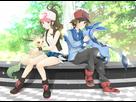 ChessShipping [Black/Touya x White/Touko] ♥ 1439316812-203