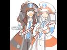 ChessShipping [Black/Touya x White/Touko] ♥ 1439317402-402