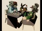 ChessShipping [Black/Touya x White/Touko] ♥ 1439317443-454