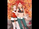 BananaShipping/FireChickShipping (Sapphire-Flora/May/Haruka x Adriane/Flannery/Asuna) 1456311964-mayxflannery-by-sasuki-chan-d8bvg5o
