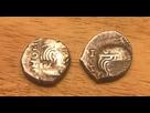 3 drachmes pour Kamaragupta 1er ... 1516989519-img-1054