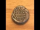"""Drachme indo-sassanide """"Chapa"""" des régions du Saurasthra et du Gujarat ... 1517309849-img-1079"""