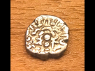 Drachme du Malwa imitant le monnayage Gupta, légende dégénérée Kamaragupta ... 1517349995-img-1084