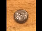 Drachme indienne du Royaume des Maitrakas de Valabhi ... 1517549422-img-1091