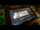 [VDS] Switch, 128 GO, Joy Con Vert & Jaune, SX Pro, Manette Pro Splatoon 1542147496-20181113-175516