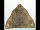 Plaque d'ourson de grenadier de la Garde Imperiale Premier Empire  ( avis ) 1560712498-produit-image1-18499-1407844423-jpg