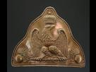 Plaque d'ourson de grenadier de la Garde Imperiale Premier Empire  ( avis ) 1560712508-produit-image1-26199-1487933840-jpg