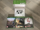 [VDS] Lot Xbox One manette + 3 jeux (Assasin's Creed Origins, Far Cry New Dawn, Evil Within) 1564243656-img-1241