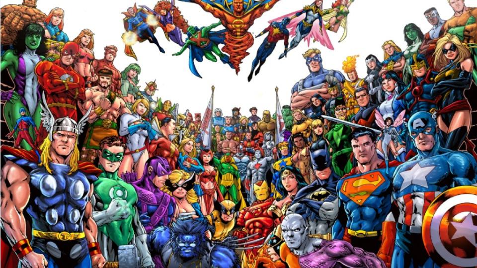 Foro de rol - Marvel y DC