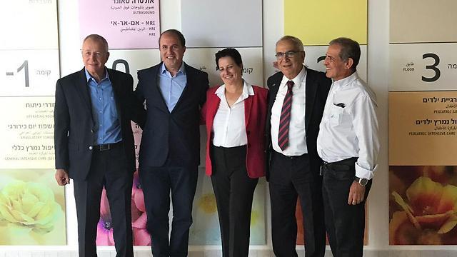 כך נראה בית החולים החדש באשדוד שנחשב לטוב ולמתקדם ביותר בישראל כיום והיחיד שכולו ממוחשב בארץ 78256172912390640360no