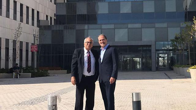 כך נראה בית החולים החדש באשדוד שנחשב לטוב ולמתקדם ביותר בישראל כיום והיחיד שכולו ממוחשב בארץ 78256183763489640360no