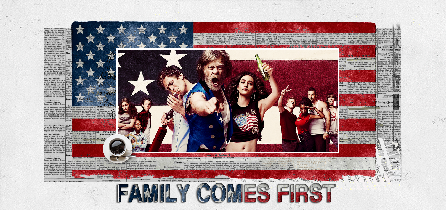 Family comes first