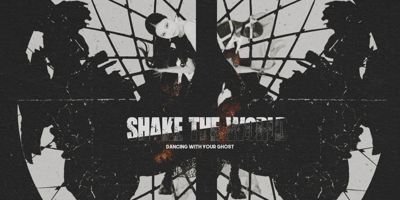 #SHAKE THE WORLD